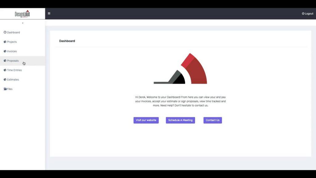 Client Portal 1